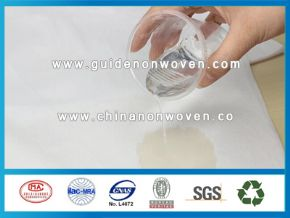 Nonwoven Disposable Hair Towel For Spa