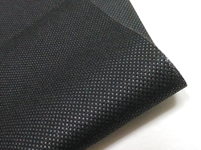 Black Agricultural Anti Grass PP NON Woven Weed Mat