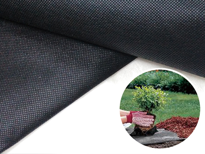 PP Ground Cover Anti Grass Landscape Nonwoven Fabric