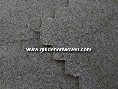 Needle Punched Nonwoven Polyester Synthetic Felt