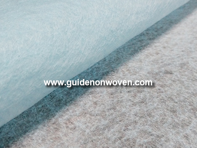 Needle Punched Nonwoven Colorful Polyester Felt